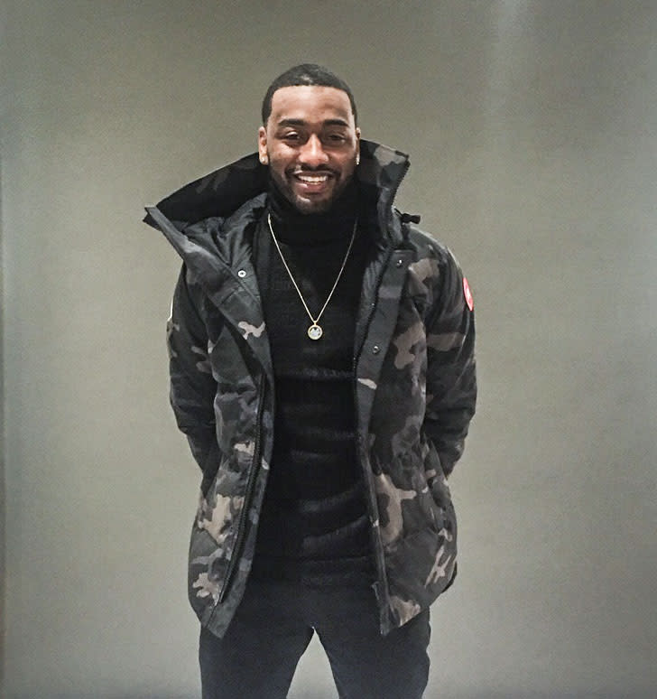 Canada Goose parka outlet store - Canada Goose Gifts 2016 NBA All-Star Players With Limited Edition ...