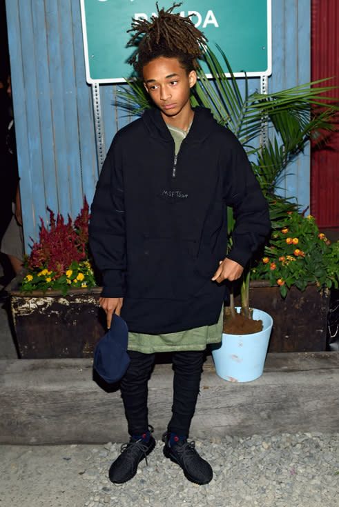 Most stylish celebrities of 2015 complex for Jaden smith 2015