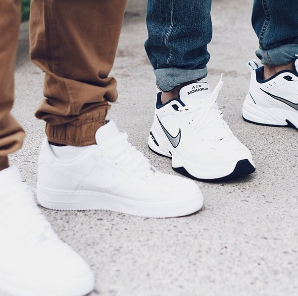 How The Nike Air Monarch Is Becoming Quot Cool Quot Complex