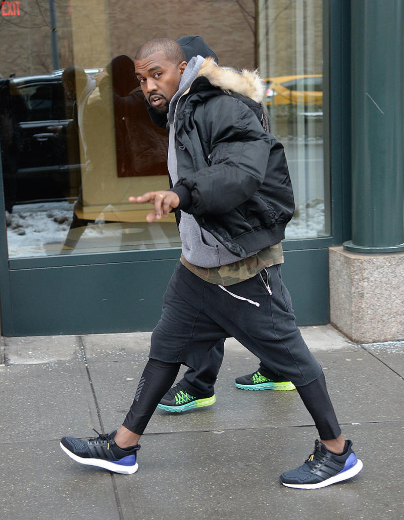Kanye West Adidas Boost Shoes