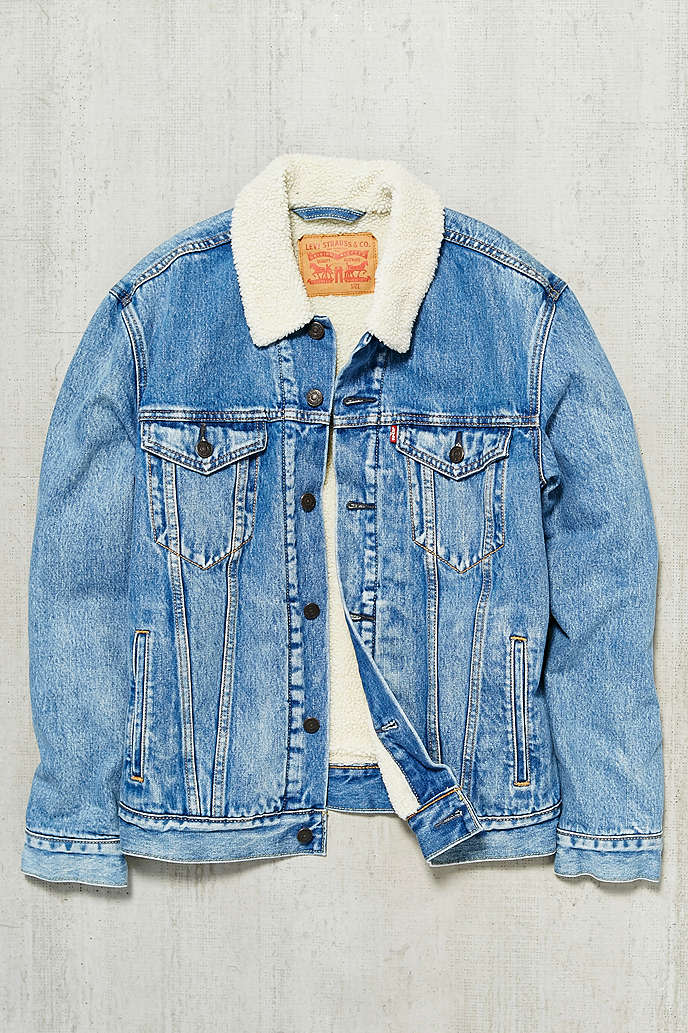 denim jacket all the jackets you need for this fall according to the weeknd complex. Black Bedroom Furniture Sets. Home Design Ideas