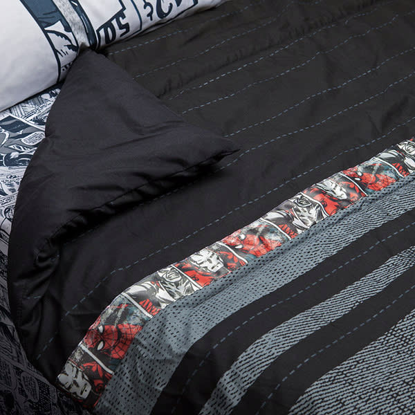 Marvel Launches New Line Of Bedding For Grown Up Comic
