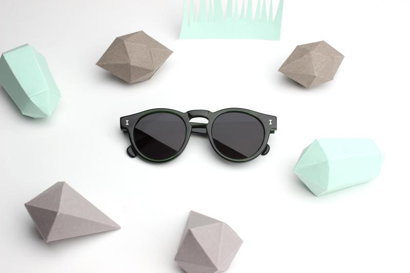 illesteva eco friendly eyewear collection complex