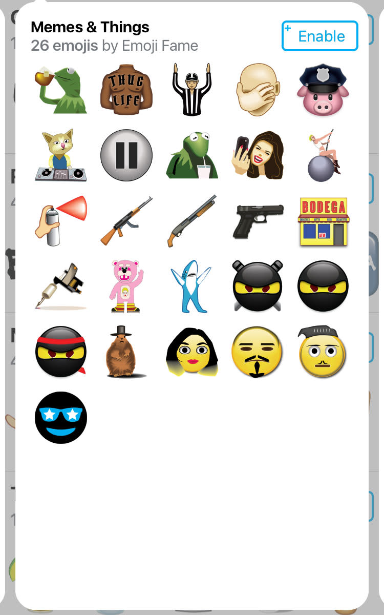 How the Emoji Fame App Wants to Help Artists Make Money Off of Their Own Emojis news