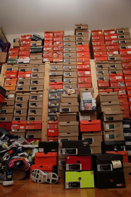 How Sneakerheads Store Their Collections Complex
