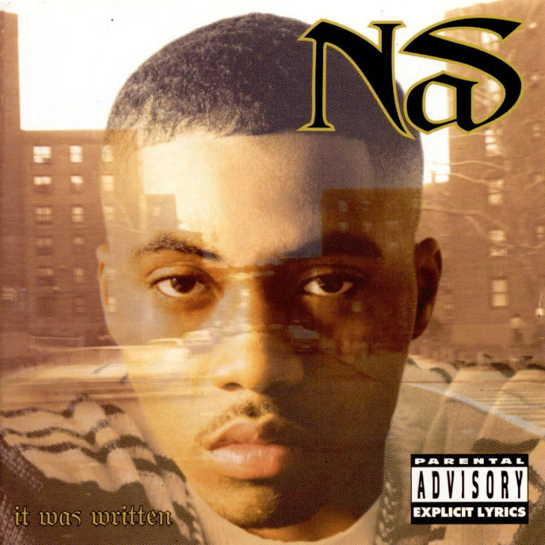 Image result for Nas: It Was Written
