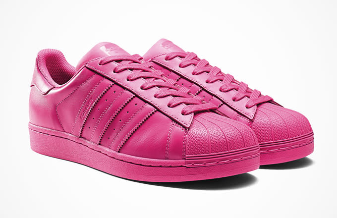 adidas pharrell williams rosas