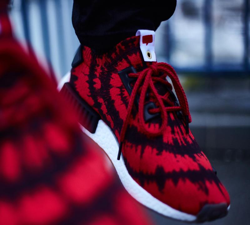 xjusay Nice Kicks x adidas NMD Runner PK | Complex