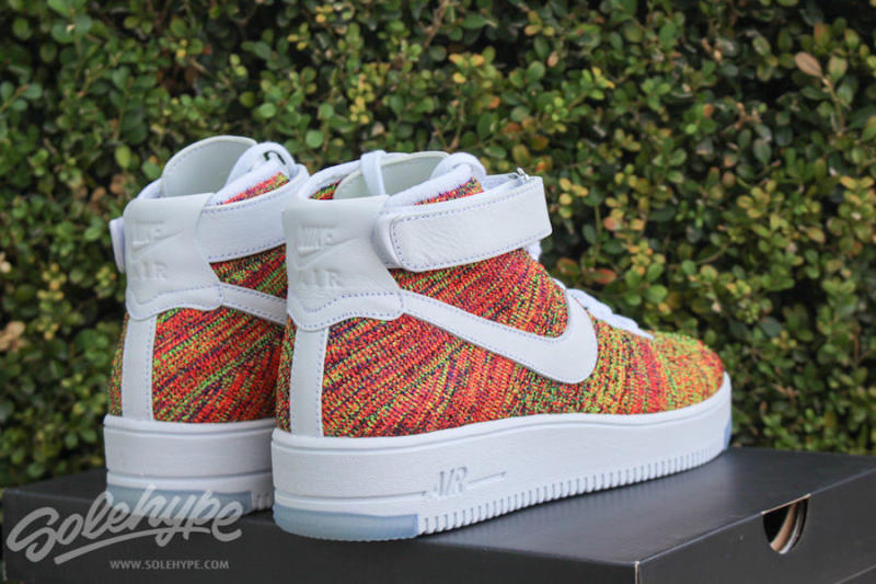 Nike Air Force 1 Rainbow Knit | International College of