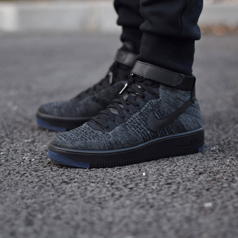 Nike Air Force 1 Ultra Flyknit Noir