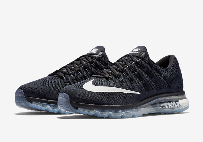 Nike Air Max 2016 Black On Black