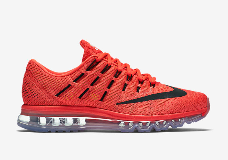 Air Max 2016 Mens Red