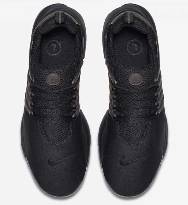 Air Presto All Black