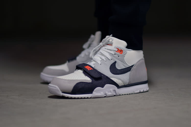 nike air trainer 1 denim complex. Black Bedroom Furniture Sets. Home Design Ideas