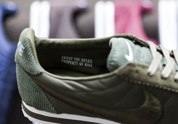 best website 47187 3fdba ... discount code for nike cortez army green 980c8 d3cfd where can i buy  nike cortez 78 789594 221sivasdescalzo nike classic cortez sp ...