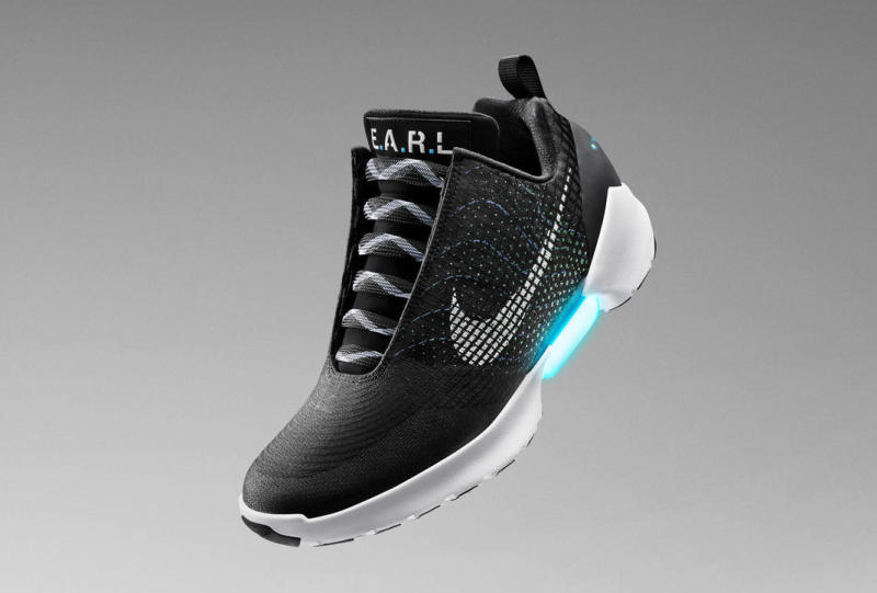 Nike Self Lacing Shoes Bttf