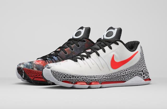nike basketball 2015 christmas  u0026quot fire and ice u0026quot  collection