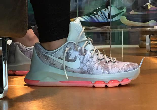 ... Release Date Cheap Nike KD 8 Image via Sneaker News ...
