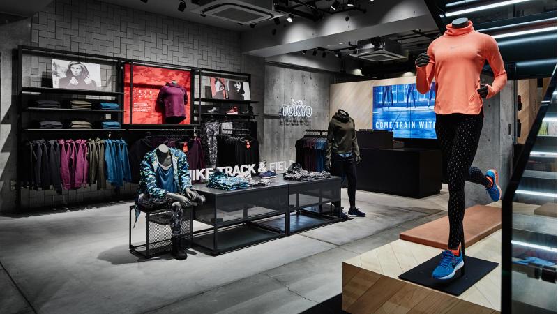 Concept Shoe Store Boston