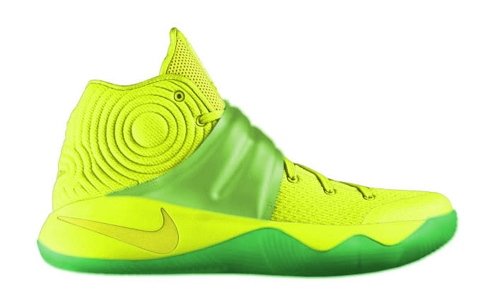 kyrie 2 Green