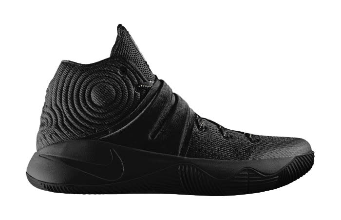 7ff2ddd867b5 ... Check out a few of our ideas below and head over to NIKEiD now to get  Detailed Images Of The Upcoming Nike Kyrie 2 Triple Black Nike Kyrie ...
