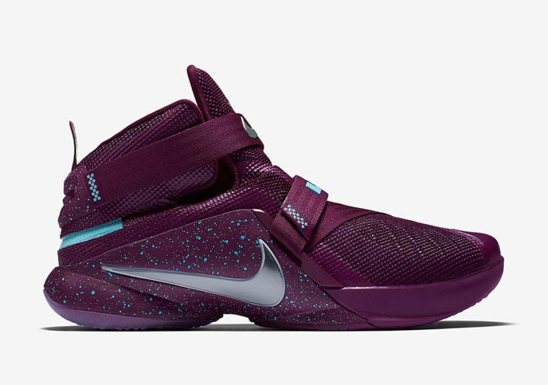 lebron soldier 9 concept - photo #36