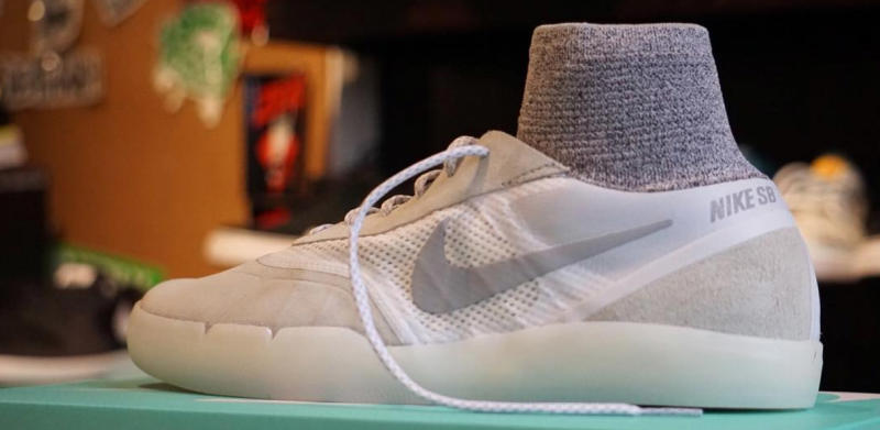 the latest 4853d 1794c Nike SB Hyperfeel Koston 3 Complex ... About the Author  Nike Eric Koston  Mid Shield Skate Shoes ...