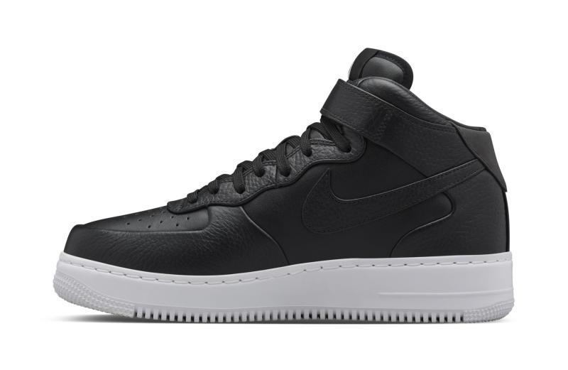Nike Force One Black