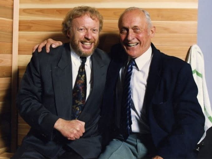 a history of the nike company bill bowerman and phil knight Nike was founded by phil knight and his old track coach from the university of   phil knight - wikipedia bill bowerman - wikipedia phil tells the story in his.