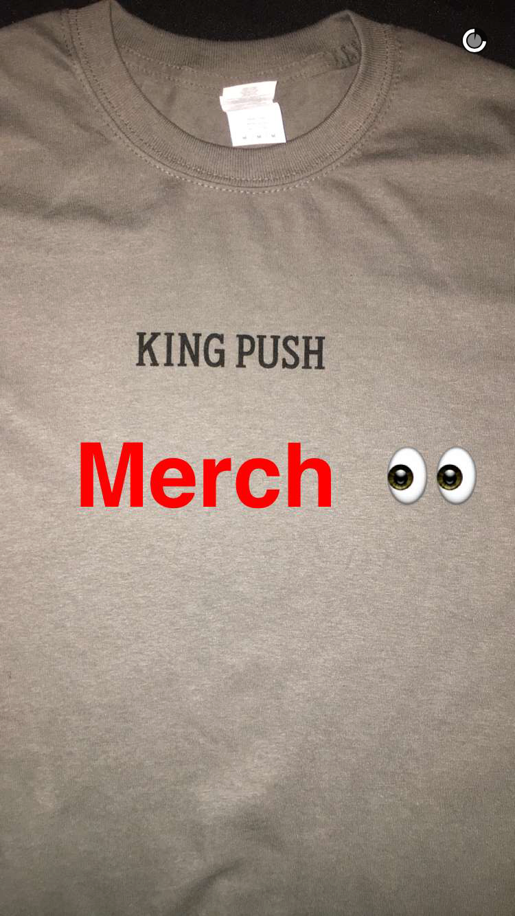 Pusha T Reveals New Merch Designed by DONDA news