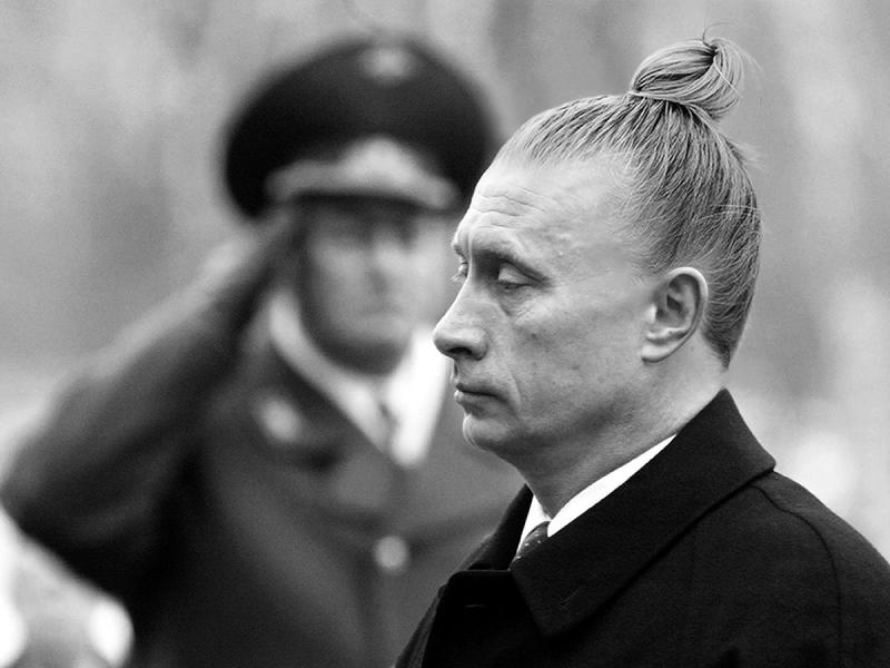 World Leaders Are Reimagined With Man Buns | Complex
