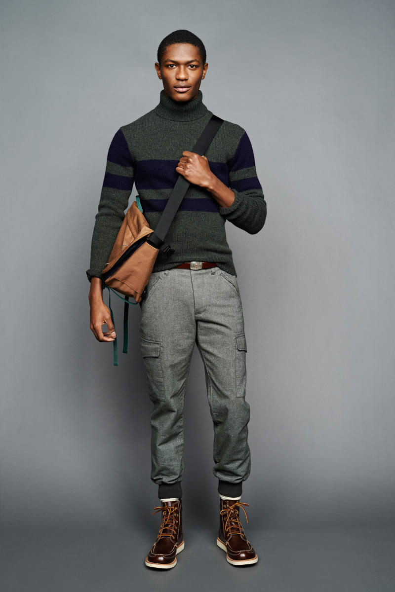 J crew shows its fall winter 2015 collection complex for J crew mens looks