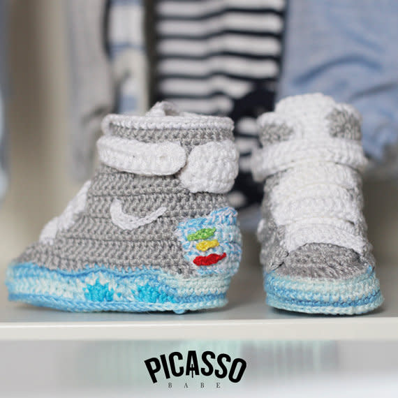Crochet Yeezy : These Crochet Yeezy Boosts Are as Close as Youll Get to Owning a Pair ...