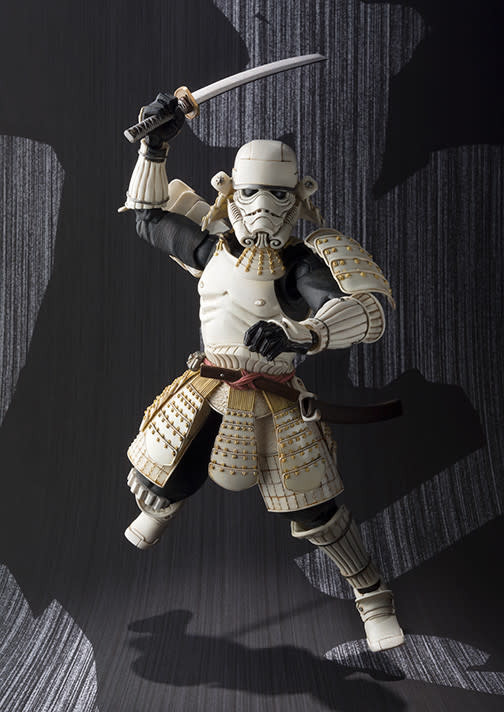 Stormtroopers From Quot Star Wars Quot Are Remade As Samurai With