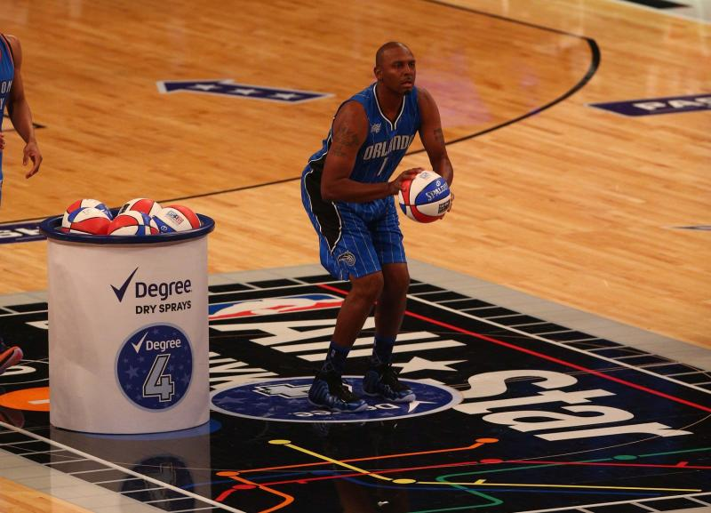 Penny Hardaway Took The Court Rocking Quot Sharpie Quot Nike Air