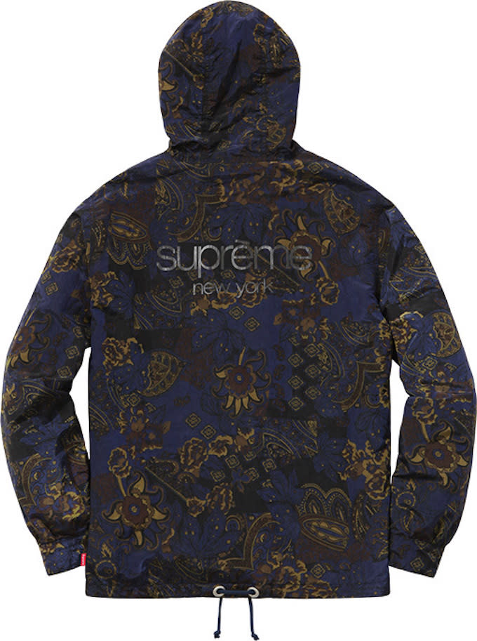 The supreme stone island spring collection