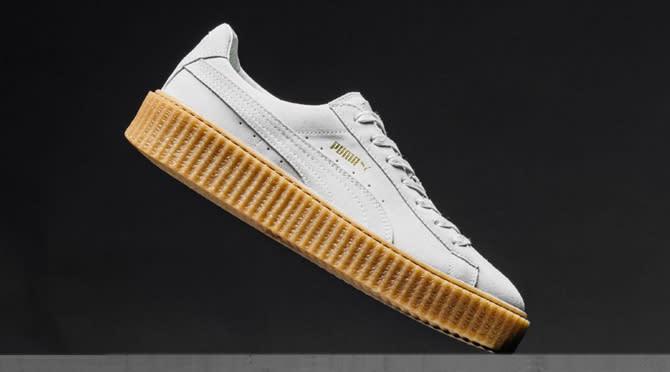 puma sneakers rihanna creeper