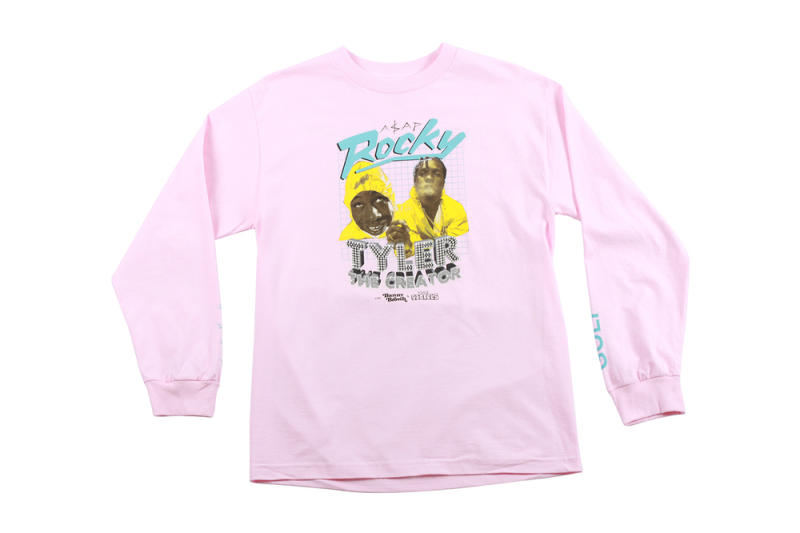 A$AP Rocky and Tyler, The Creators Tour Merch Is Now Available Online news
