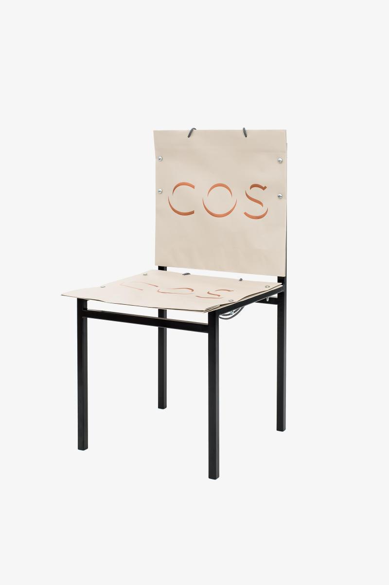 Simon Freund Shopping Bag Chairs   Complex