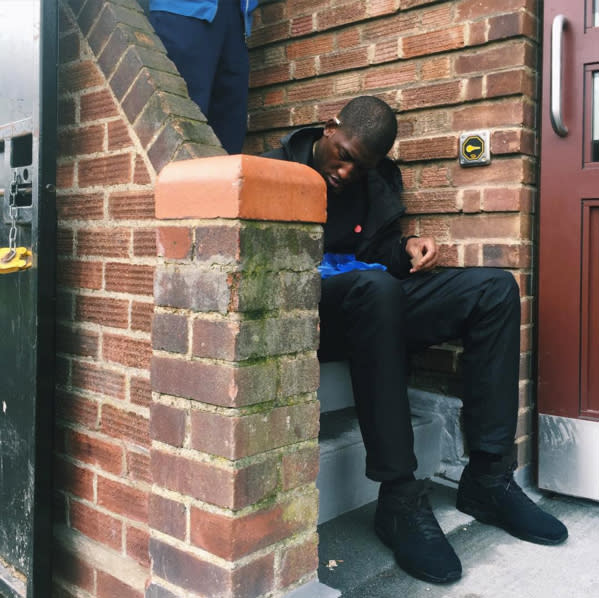 Skepta Just Showed Off His Own Nike Air Max BW news