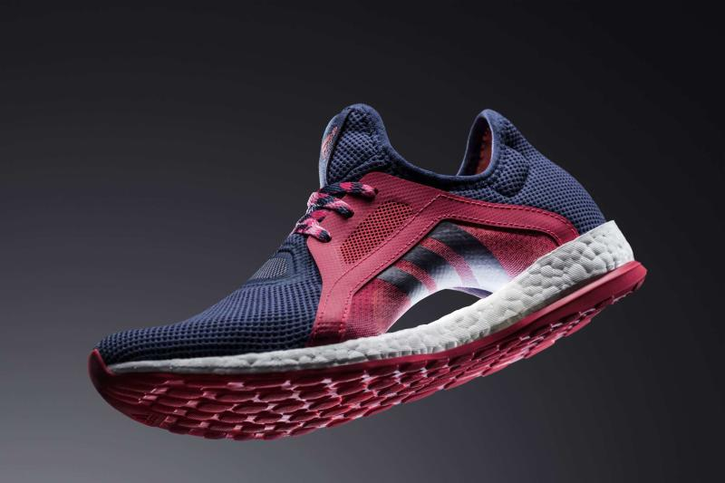 adidas Pure Boost Chill Shoes Blue #want shoes, glorious shoes