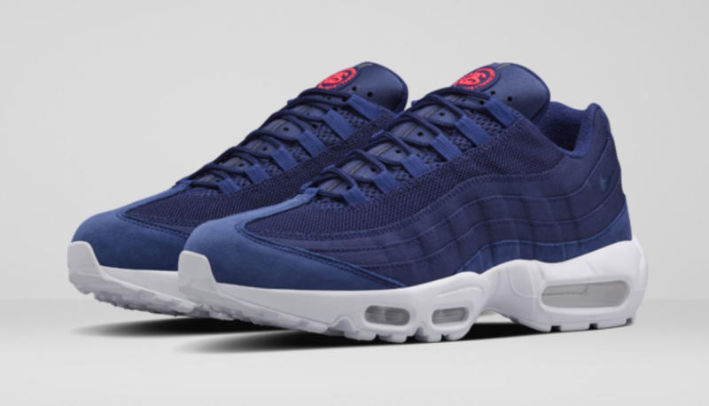 meilleur service 94a2a 6308f Stussy x Nike Air Max 95 Official Images | Complex