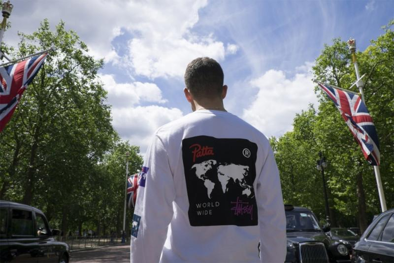 82787164b8 Stüssy and Patta's Collaboration Collection Will Have '90s Kids ...