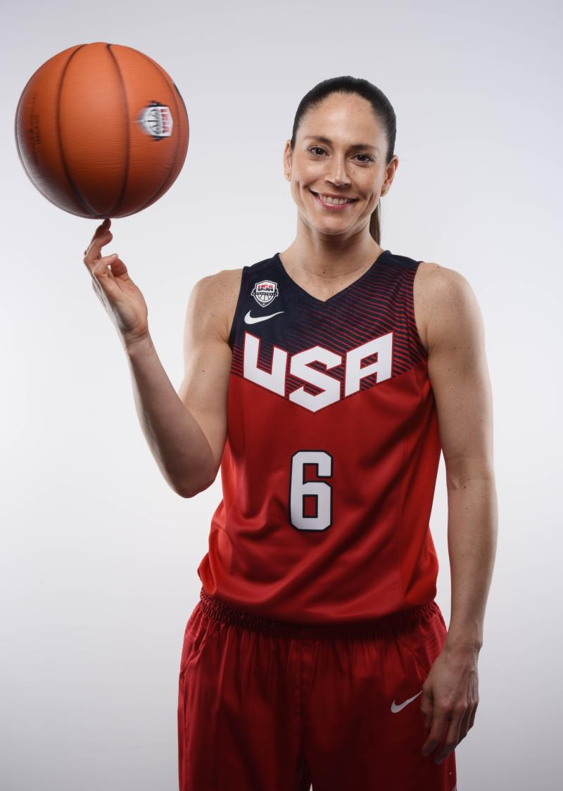 Sue Bird Isn't Scared of Zika, Thinks Super Teams Could Be ...