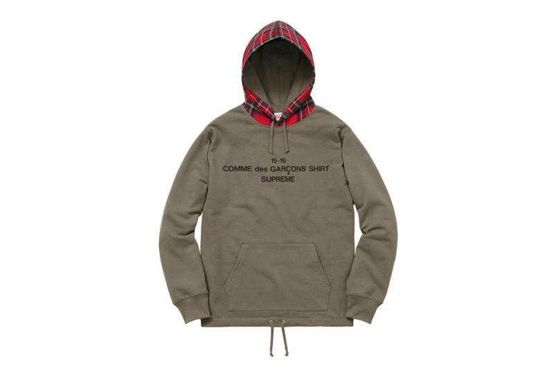 cd9e2e2e42b7 ... Supreme X Comme Des Garçons Shirt Fall 2015 Collection Comp ...