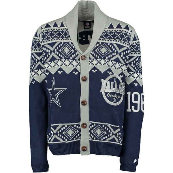 best service 10b86 c2a07 NFL Ugly Christmas Sweaters are in fact, Ugly! – Above ...
