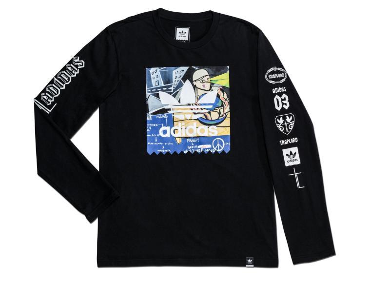 "A$AP Ferg x adidas Skateboarding ""Traplord"" Collection ..."
