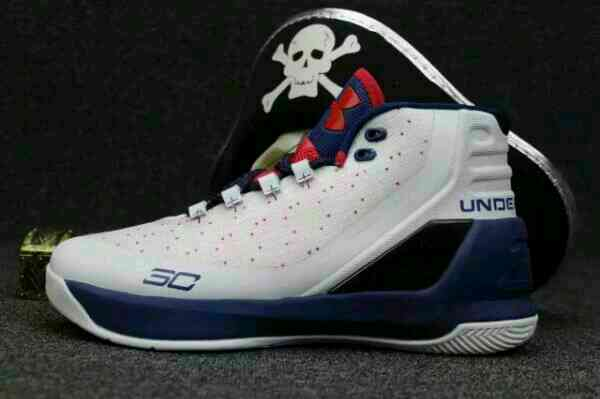 Under Armour Curry 3 Colorways