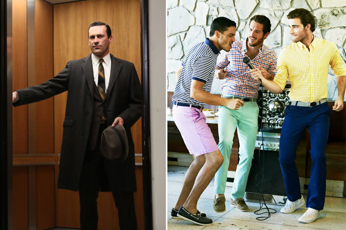 fdb6a583314 Calling All Basic Bros: Don Draper Is the Ultimate Menswear Mook ...