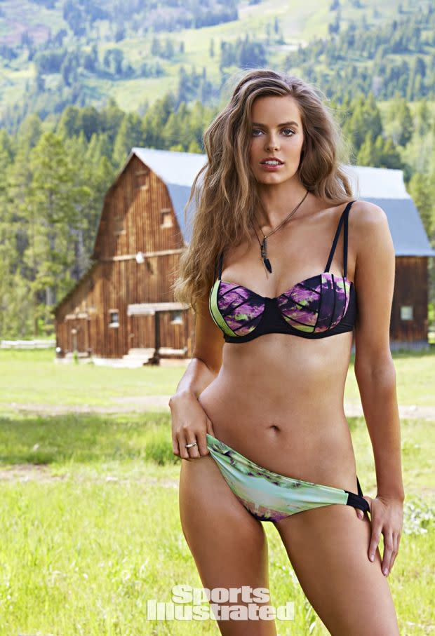 Robyn Lawley Discusses What It Feels Like to Be the First Plus ...